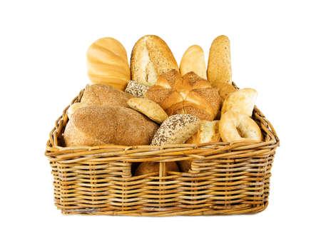 Bakery basket photo