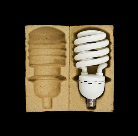 resourceful: light bulb in package