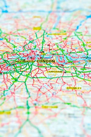 London map photo