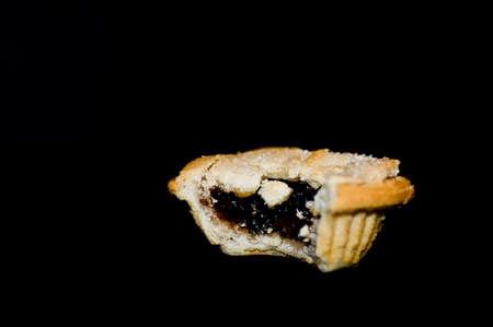 mince pie: Eaten Mince Pie