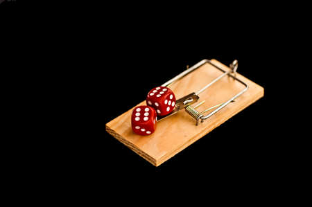 exterminate: Dice on mouse trap