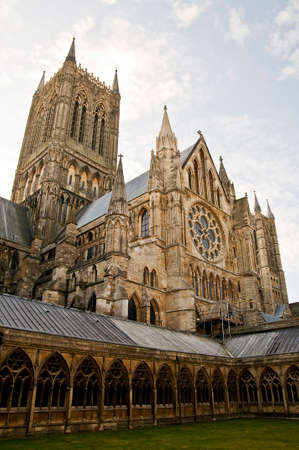 lincoln: Lincoln Cathedral