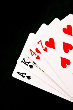 holdem: ak47 cards