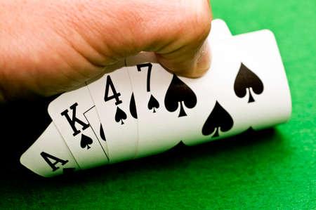hold em: Poker player