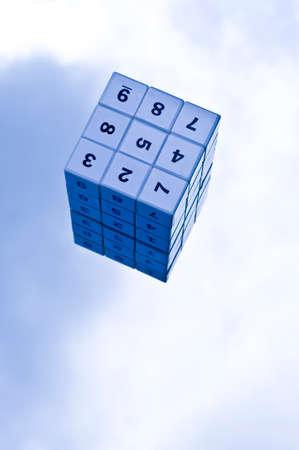 reckon: Sudoku Stock Photo