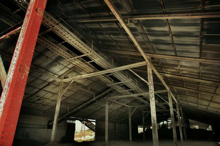 industrial warehouse photo