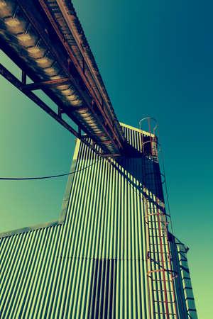 industrialised: stone conveyor belt