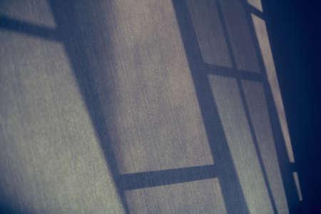 window shade: Window shadow