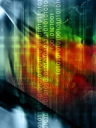 backdrop: abstract code backdrop