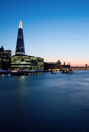 twilight: London twilight Editorial