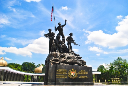 democracy monument: Malaysia s National Monument