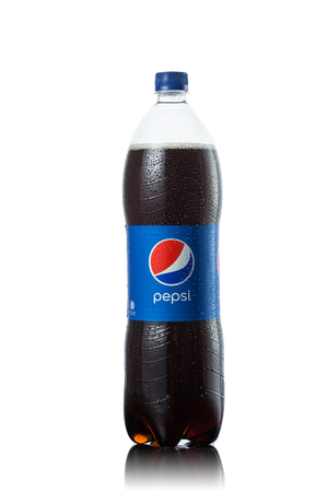 Shah Alam, Malaysia - 25 January 2017. Pepsi soft drink in 1.5 litre. Editorial