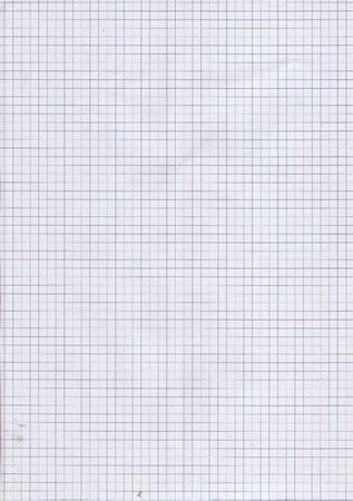 Carta millimetrata classico Archivio Fotografico