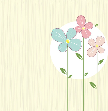 Spring Flowers Stock Vector - 8852861