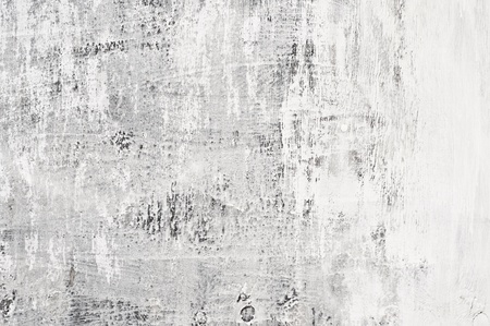 sturdy: Texture of white aged and grunge concrete wall Stock Photo