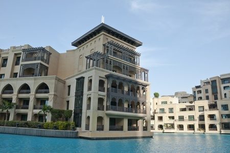 windtower: Luxury Apartments in Dubai, UAE Editorial