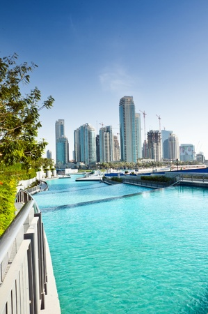 Dubai City, UAE - 23 FEB 2012 Stock Photo - 13251853