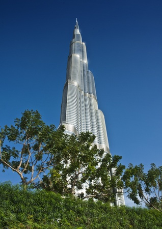 Burj Khalifa, Dubai UAE - 23 Feb 2012 Stock Photo - 13244722