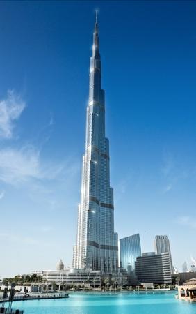 Burj Khalifa, Dubai UAE - 23 Feb 2012 Stock Photo - 13244715