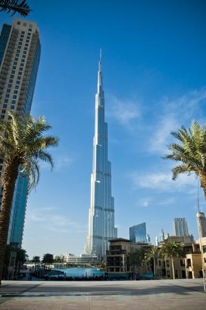 Burj Khalifa, Dubai UAE - 23 Feb 2012 Stock Photo - 13244721