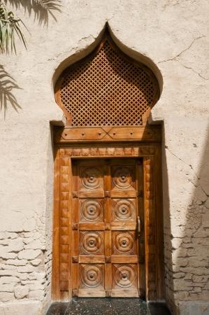 art door: Authentic Arabian Gate