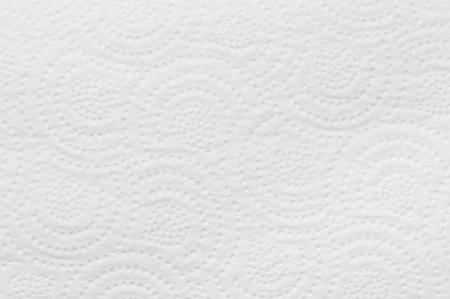 papel higienico: Textura de seda blanco Foto de archivo