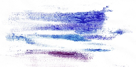 chinese watercolor: Watercolor brush strokes