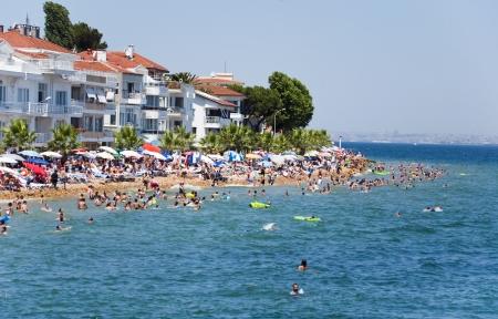 turkey beach: The Prince s Islands of Istanbul