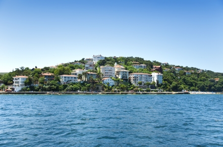 The Prince s Islands of Istanbul Stock Photo - 18658780