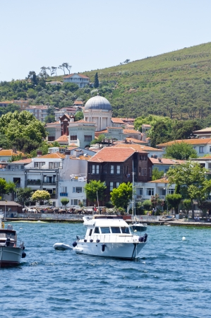 The Prince s Islands of Istanbul Stock Photo - 18655679