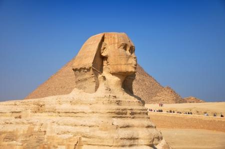 giza: Pyramids of Giza, Egypt
