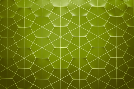 Ceramic tiled wall texture photo