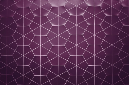Ceramic tiled wall texture photo