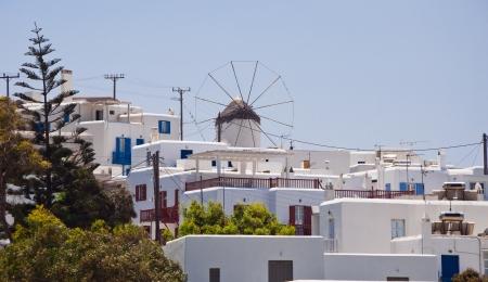 Mykonos, Cyclades Islands, Greece Stock Photo - 20664355