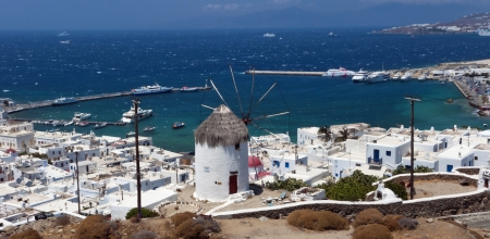 Mykonos, Islas C?adas, Grecia photo