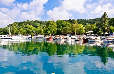 turkiye: Yenikoy Harbor, Sariyer Istanbul - Turkey