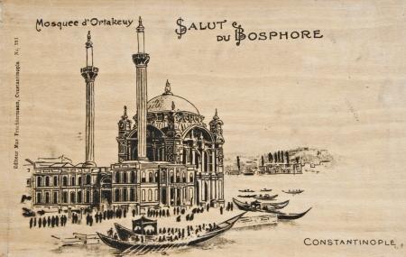 Ottoman-Turkish touristic souvenirs, handmade traditional decorative items