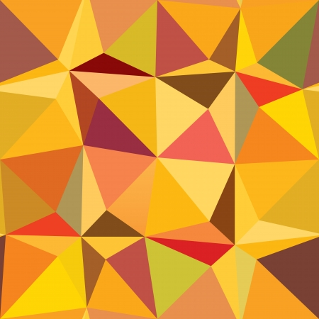 Abstract and artistic seamless pattern background with colorful geometric shapes photo