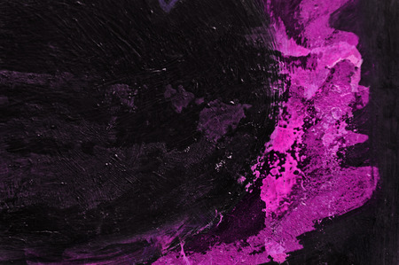 purple grunge: Detailed texture background of painted canvas