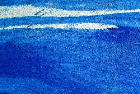 Texture détaillée fond de toile peinte Banque d'images
