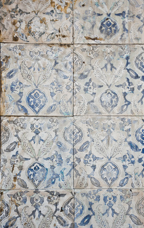 constantinople: Turkish-Ottoman style wall ornaments