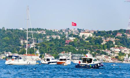 The Bosphorus, Istanbul