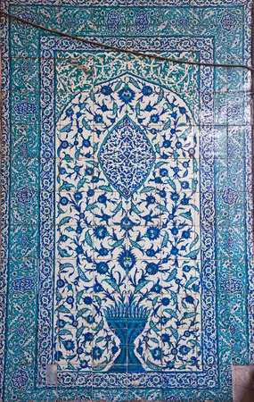 Turkish-Ottoman style wall ornaments photo