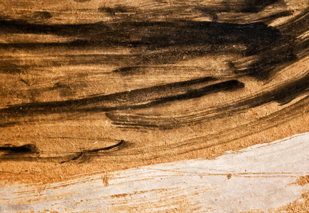 painted wood: Painting texture background Stock Photo