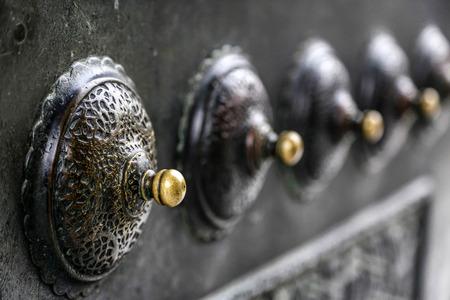 オスマン トルコ スタイルの彫刻