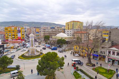 Gemlik Town, Bursa - Turkey   APRIL 04, 2014