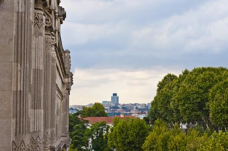 View from Ciragan Palace, Istanbul