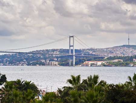 bosporus: The Bosporus Bridge
