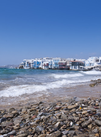 Mykonos Island, Greece Stock Photo - 27401788