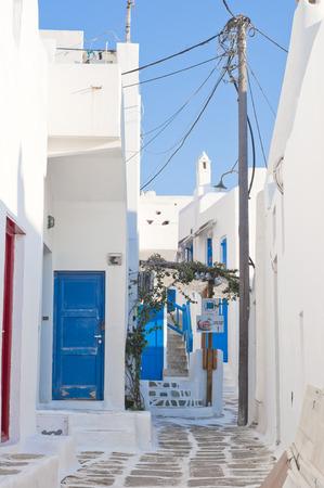 Mykonos Island, Greece Stock Photo - 27401791
